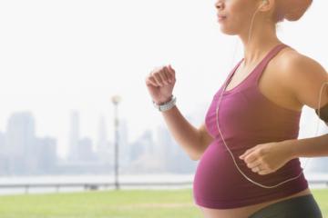 Ejercicio físico durante el embarazo: Por qué es importante mantenerse en forma